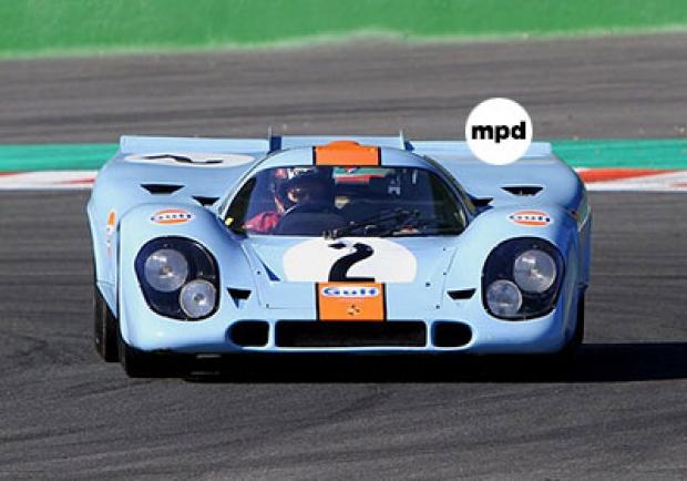 Gulf-Porsche